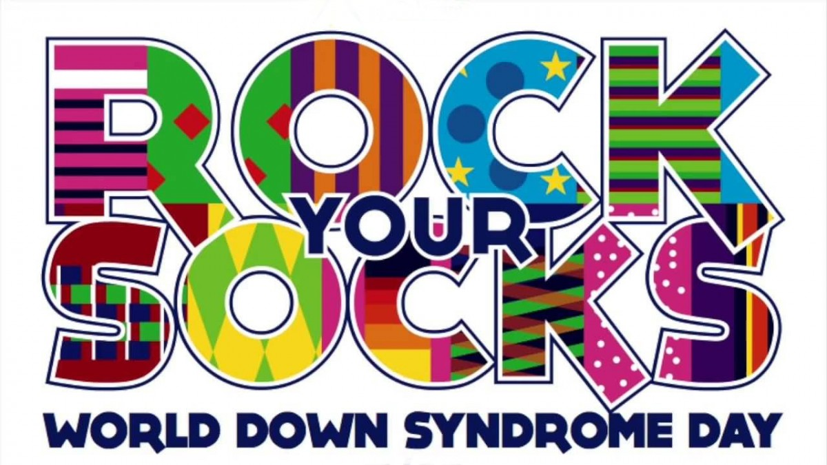 Rock Your Socks For World Down Syndrome Day Wws Parent University