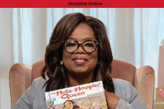 Storyline Online. Bringing stories to life with the help of celebrities.
