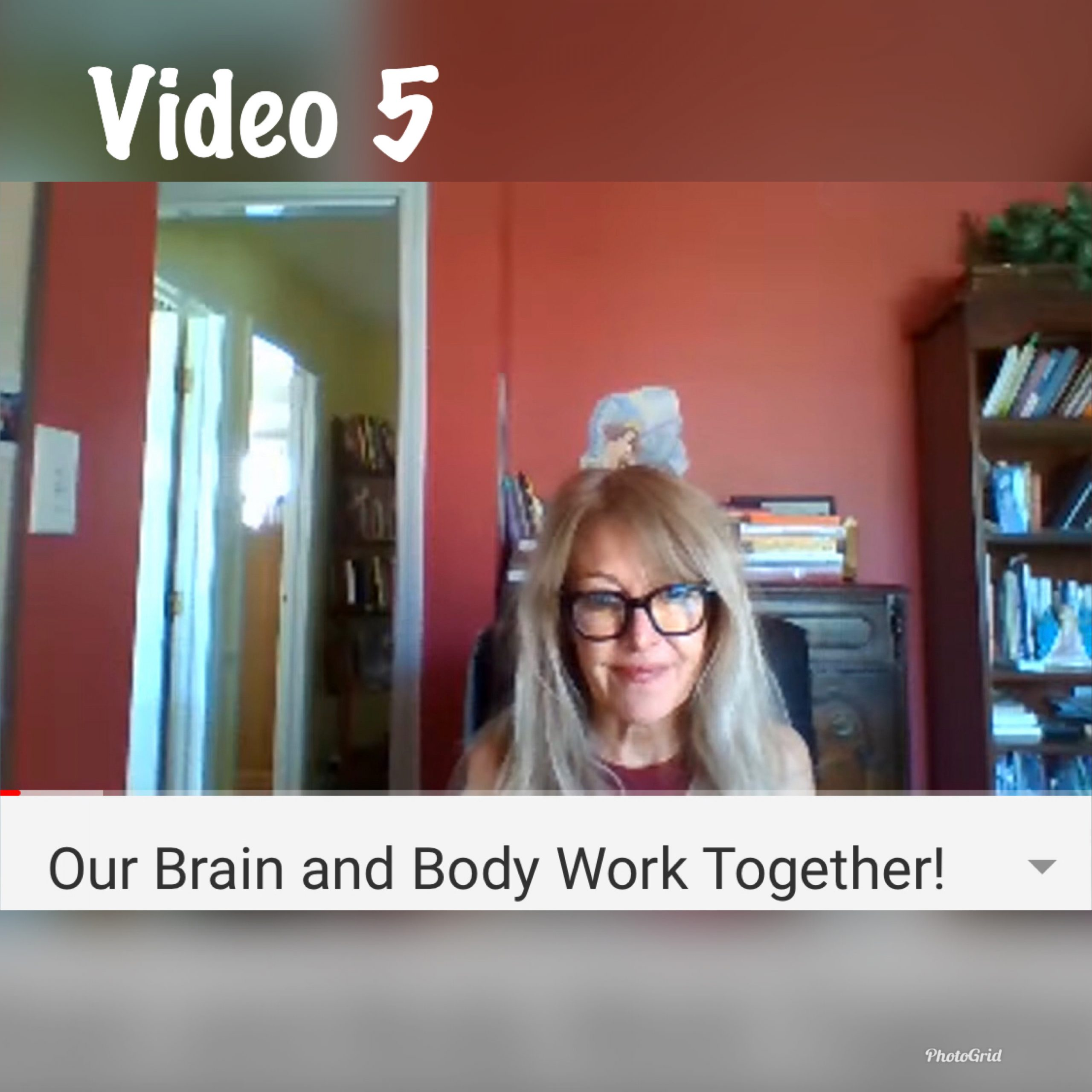 Body Reflection with Dr. Lori Desautels