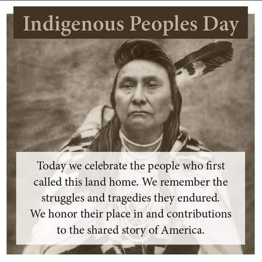 Indigenous Peoples' Day