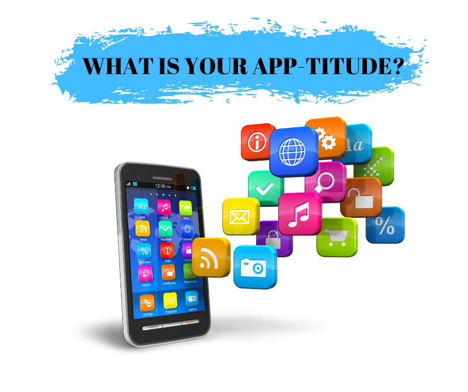 What is your APP-Titude?