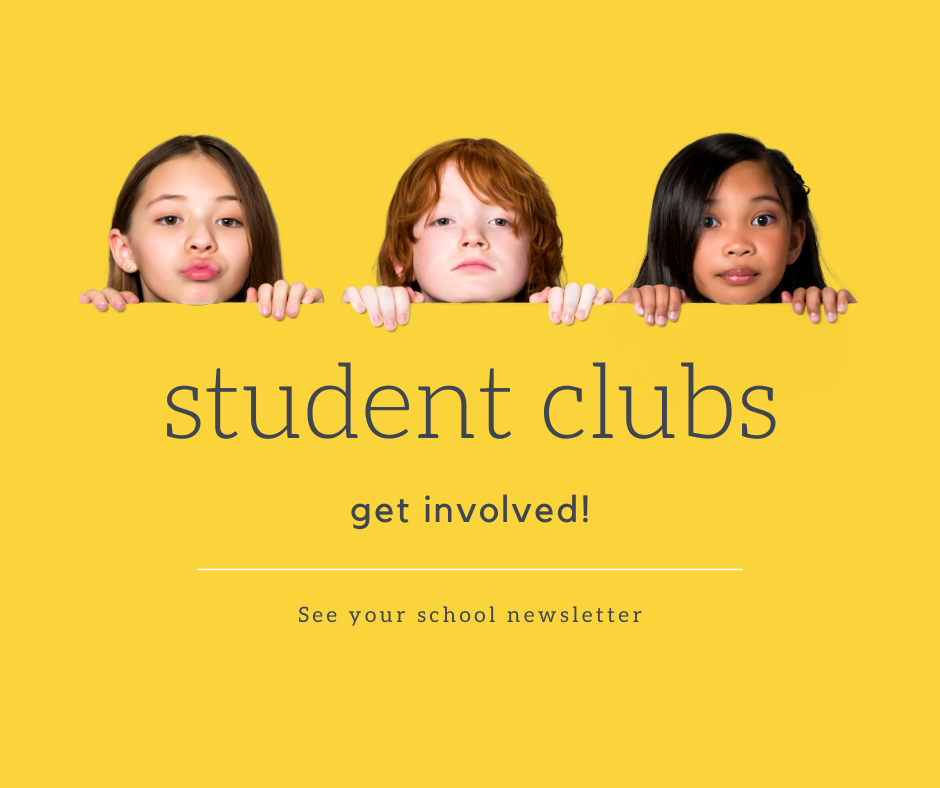 Student Club Opportunity